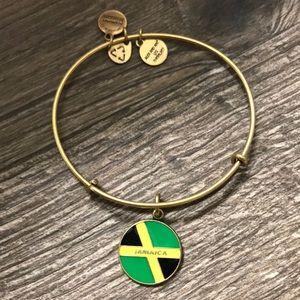 Alex and Ani Jamaica bracelet